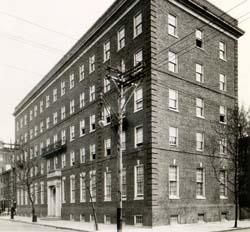 holding: Mt  Sinai Hospital -- Philadelphia Architects and