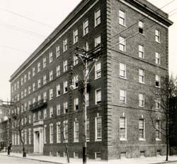 holding: Mt  Sinai Hospital -- Philadelphia Architects and Buildings