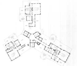 Alden Park Manor Collection Athenaeum Of Philadelphia Philadelphia Architects And Buildings