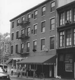301 Chestnut Street Society Hill Hotel 9 1986 Philadelphia Historical Commission Files
