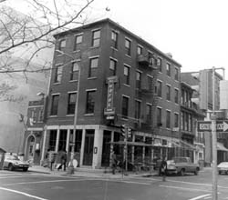 301 Chestnut Street Society Hill Hotel 1981 Philadelphia Historical Commission Files