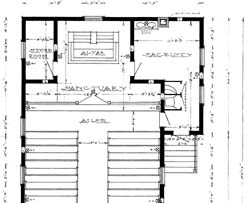 Dagit collection athenaeum of philadelphia philadelphia architects